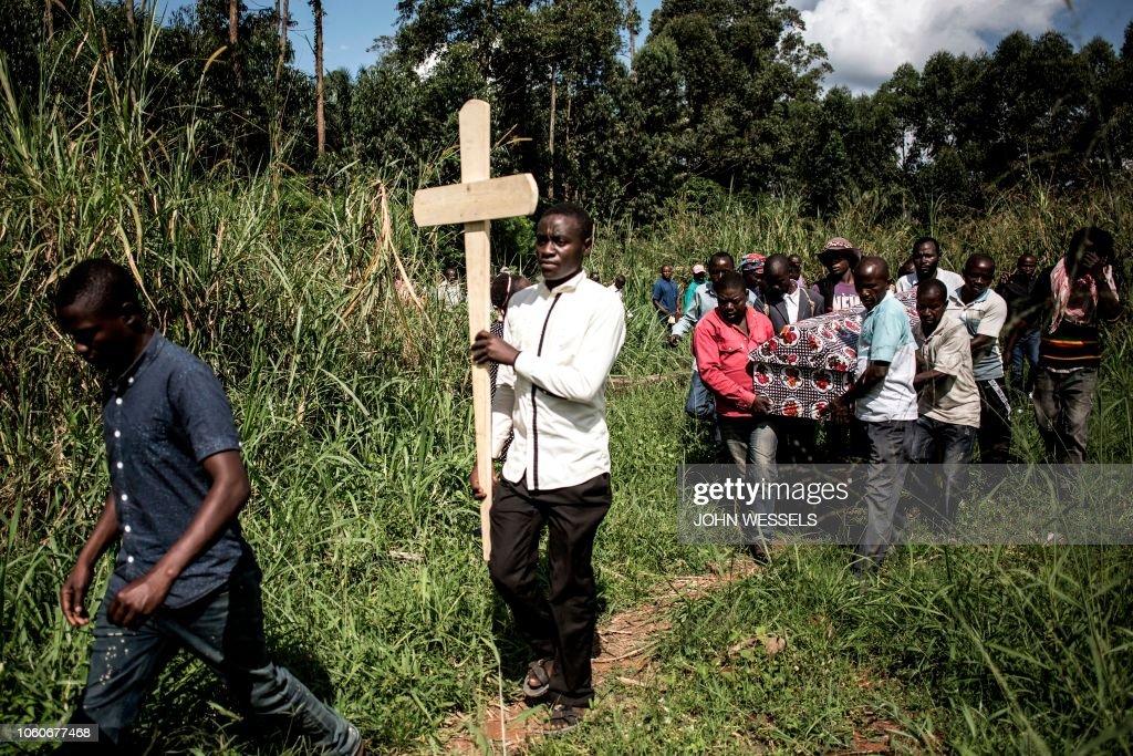 DRCONGO-UNREST : News Photo
