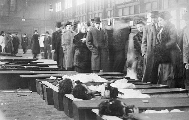 Victims Of The Triangle Shirtwaist Company Fire Pictures