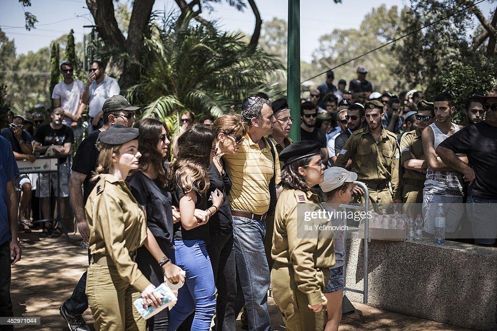 Tensions Remain High At Israeli Gaza Border : News Photo