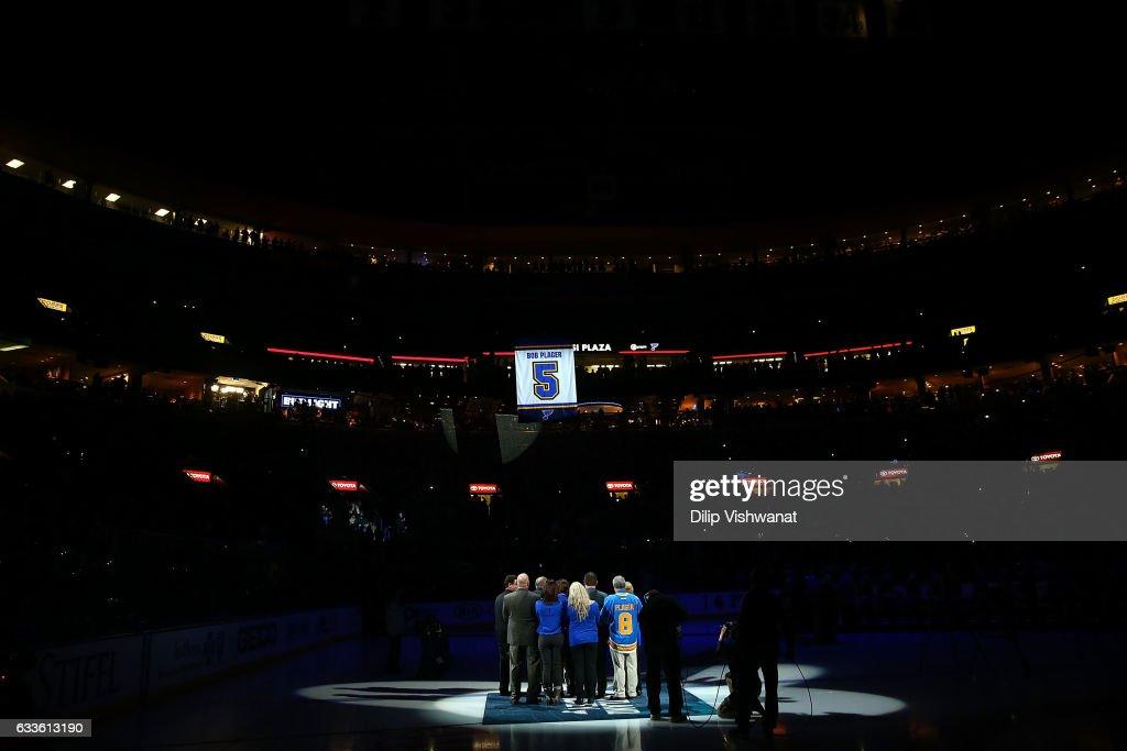 Toronto Maple Leafs v St Louis Blues : News Photo