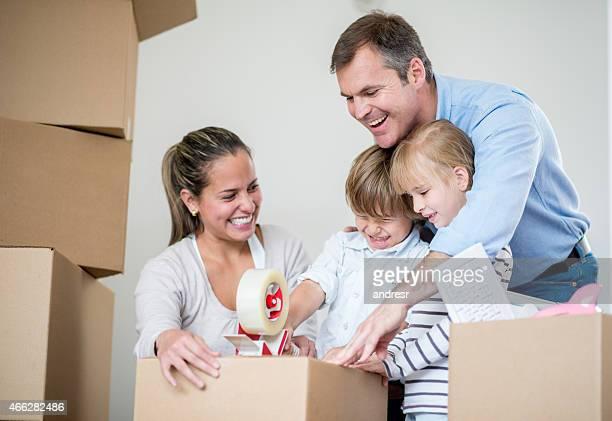 Famille Changement de logement