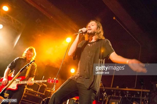 Family of the Year die amerikanische Indiepopband live beim Reeperbahnfestival 2015 Konzert beim Musikfestival in den Clubs um die Hamburger...