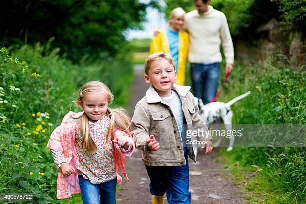 Family Outdoor Adventure