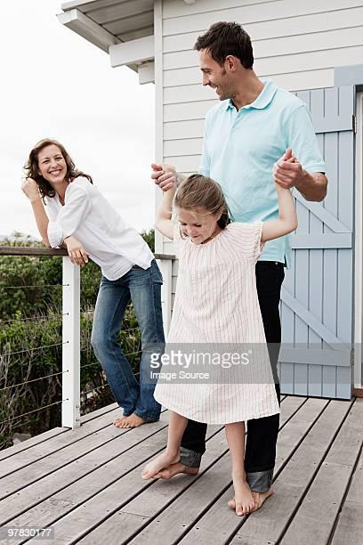 ご家族での休暇