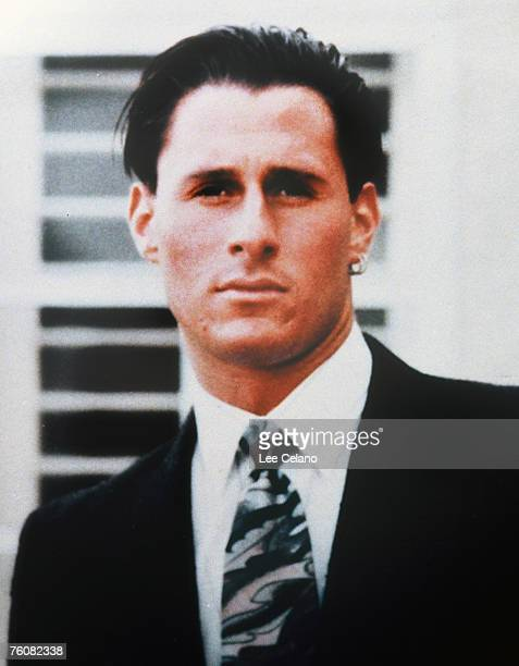 Family photo of Ronald Goldman, who was murdered with O.J. Simpson's ex-wife Nicole Brown Simpson June 12, 1994.