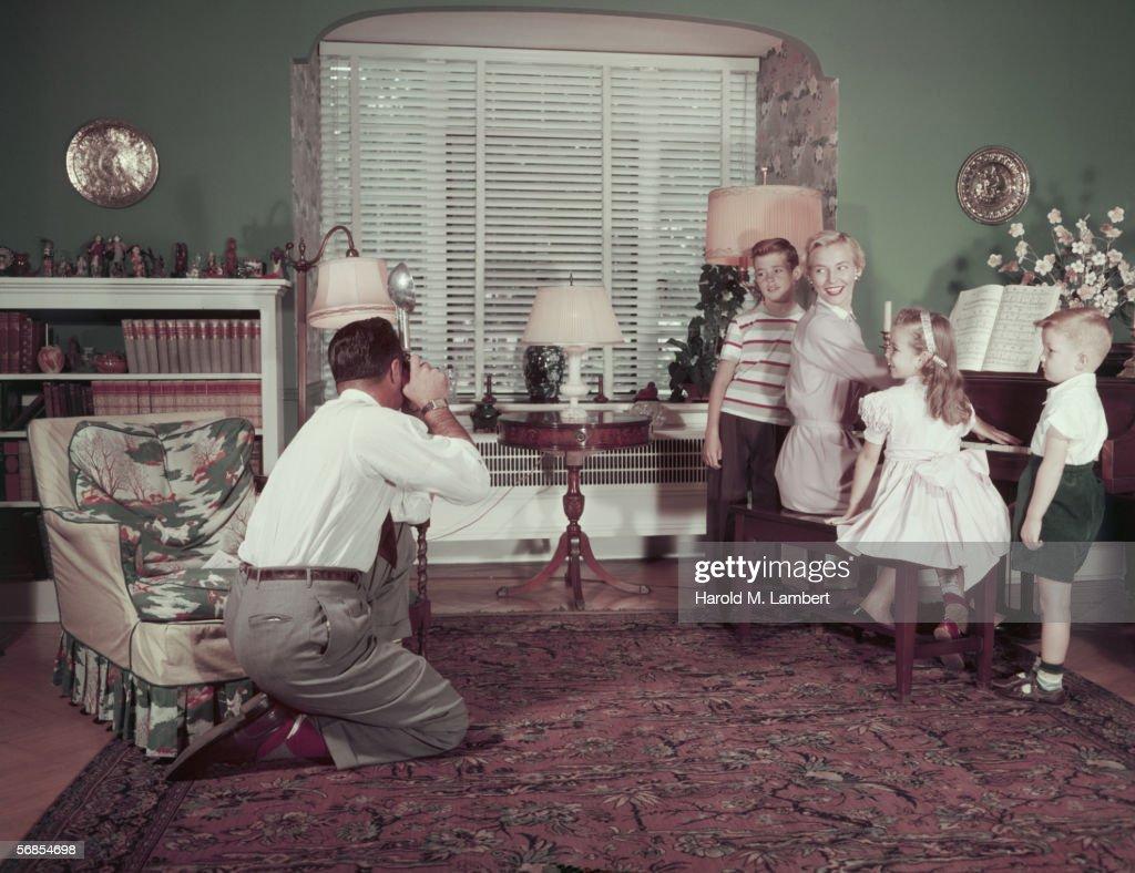 Family Photo : Stock Photo