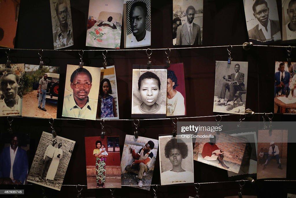 Rwanda Prepares For 20th Commemoration Of 1994 Genocide : News Photo