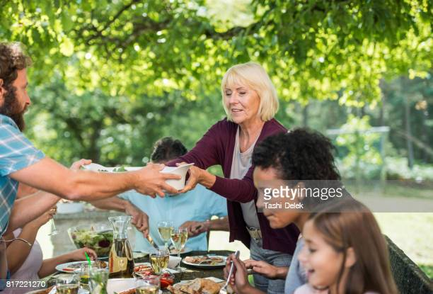Family Picnic Party
