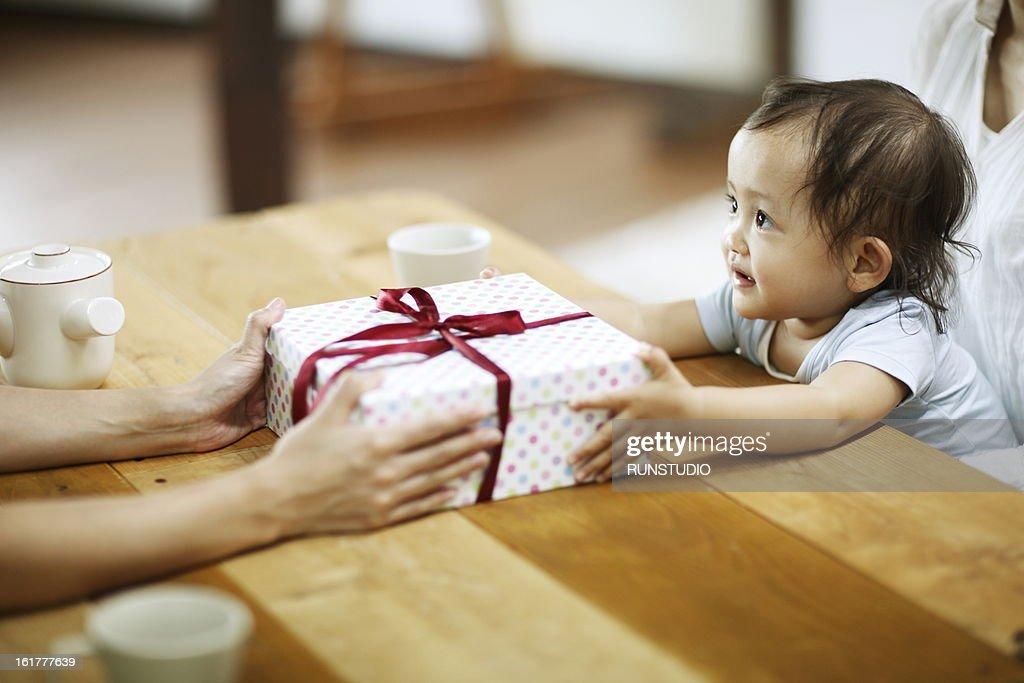 family(mama&baby) : Stock Photo
