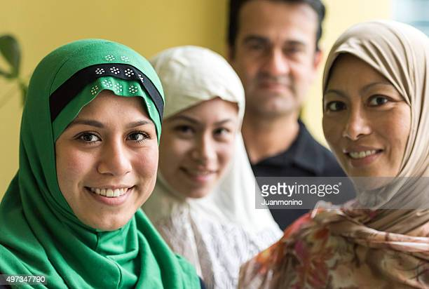 family - syrian culture stock photos and pictures