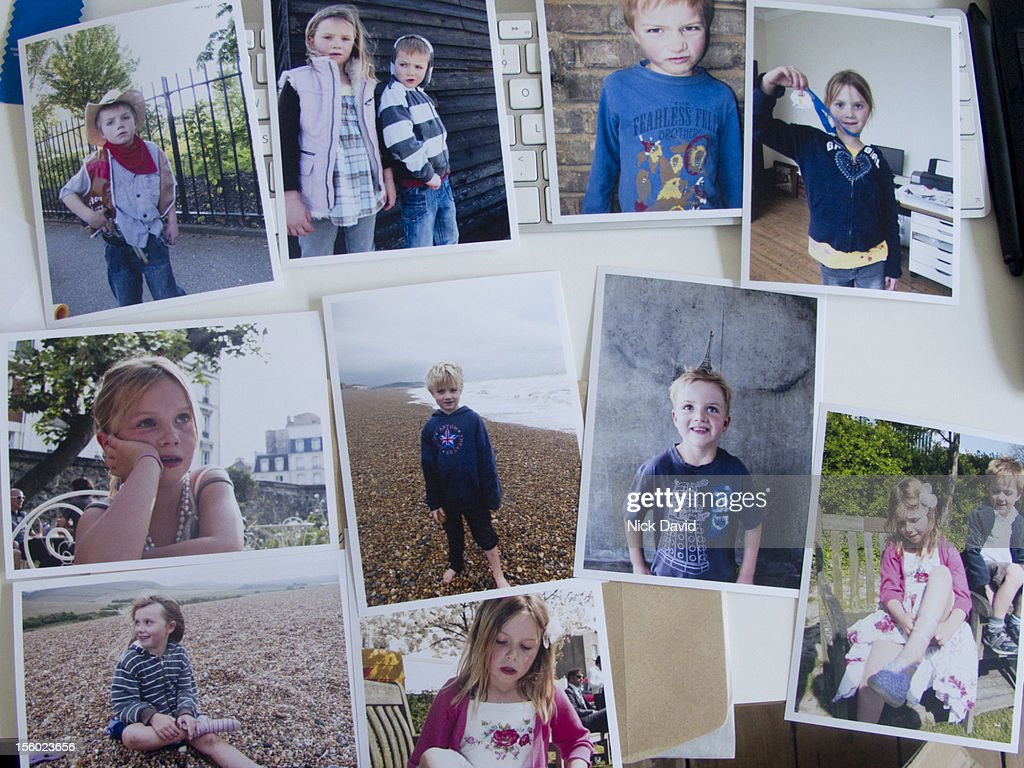 family pictures : Stock Photo