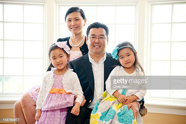 family portrait best - 一張羅 ストックフォトと画像