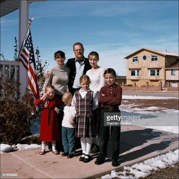 Edson Hammon, a 35-year-old polygamist from Centennial