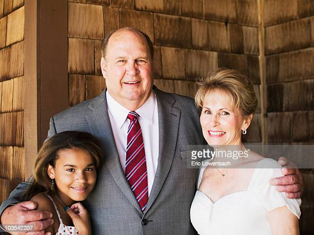family portrait - lowenbach stock photos and pictures