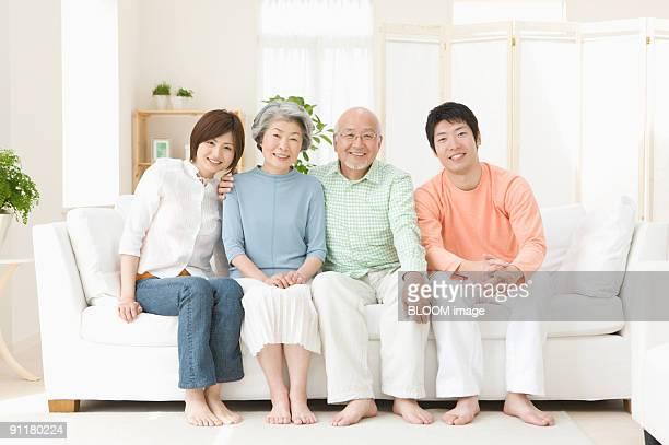 Family, portrait