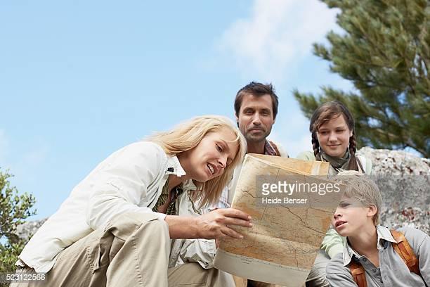 Family Reading Road Map