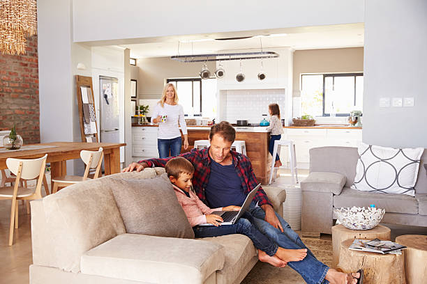 Free family living room Images, Pictures, and Royalty-Free ...