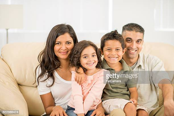 family spending time together - indian stock pictures, royalty-free photos & images