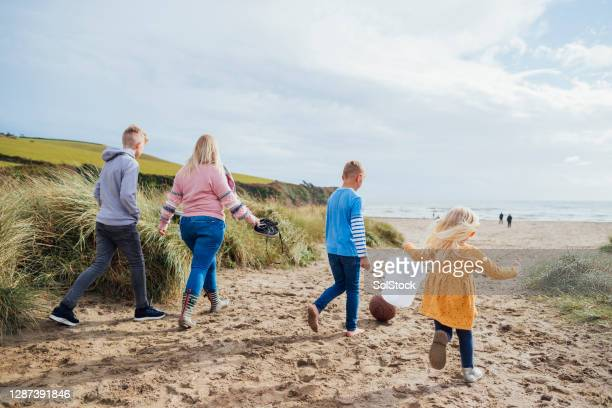 family staycation - four people stock pictures, royalty-free photos & images