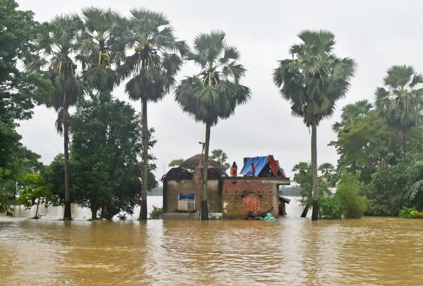 IND: Flood In West Bengal