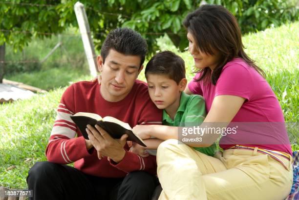 Family studing