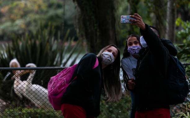BRA: Sao Paulo Zoo Reopens Amidst the Coronavirus (COVID - 19) Pandemic