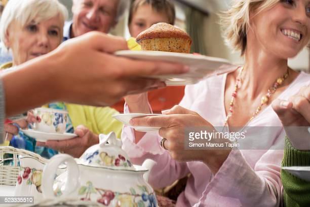 A Family Tea Party