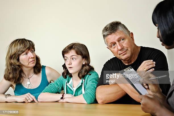 Familia la terapia