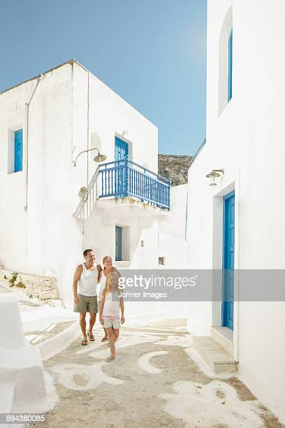 family together - greece tourism stock pictures, royalty-free photos & images