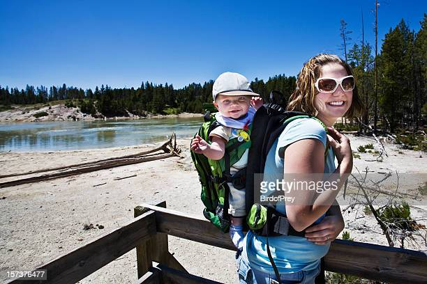 Family Vacations in Yellowstone National Park