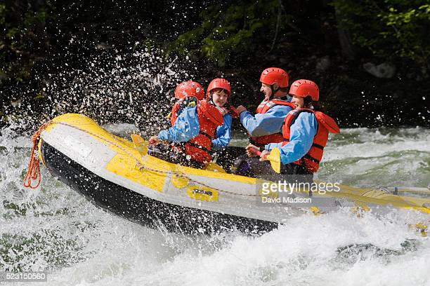 Family Whitewater Rafting