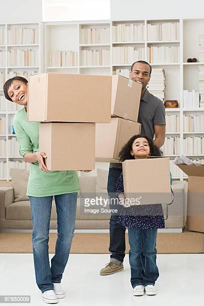 Familie Pappe Boxen