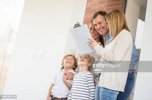 ご家族、不動産代理購入ハウス