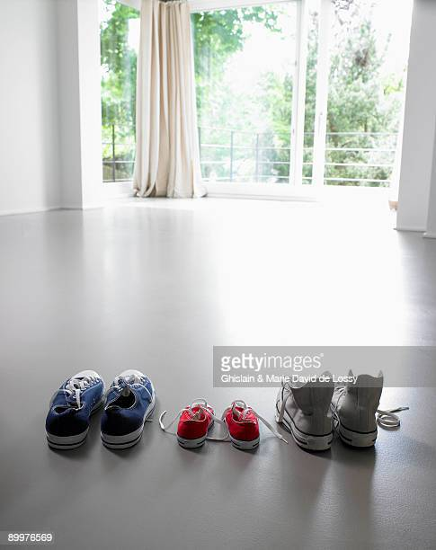 Family's shoes