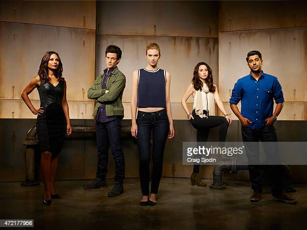 Family's 'Stitchers' stars Salli RichardsonWhitfield as Maggie Kyle Harris as Cameron Emma Ishta as Kristen Allison Scagliotti as Camille and Ritesh...