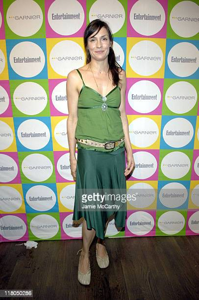 Famke Janssen during Entertainment Weekly's Must List Party Inside at Deep in New York City New York United States