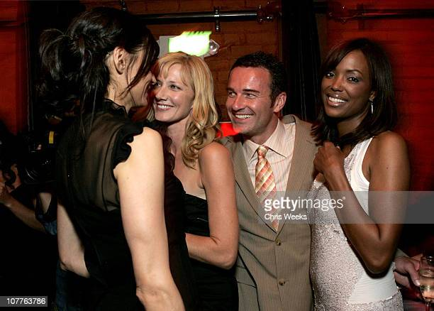 Famke Janssen Joely Richardson Julian McMahon and Aisha Tyler