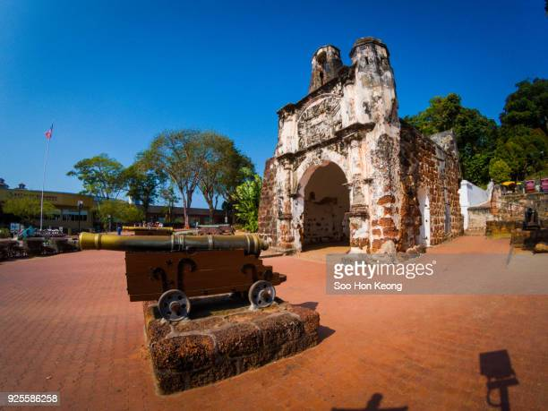 a famosa of malacca, malaysia - melaka state stock pictures, royalty-free photos & images