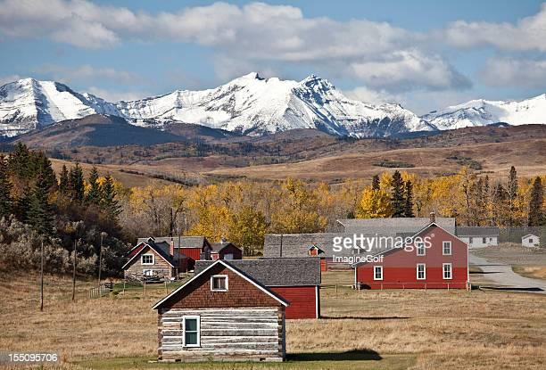 Famous Alberta Ranch