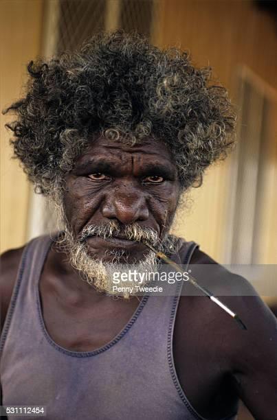 Clan Gumang language Ganalbingu Yirritja moiety important leader and medicine man Central Arnhem Land