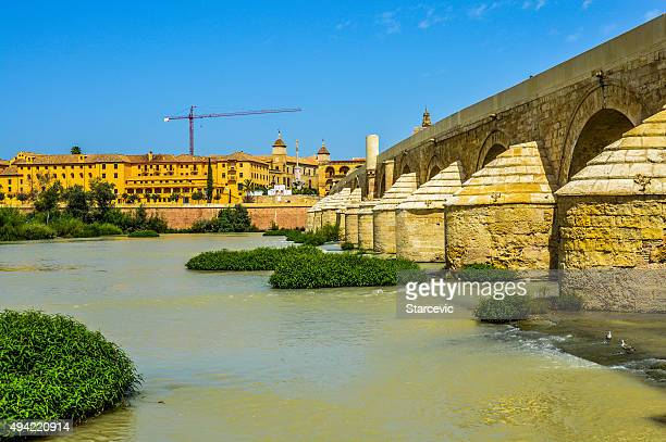 Famous bridge from Game of Thrones in Cordoba, Spain
