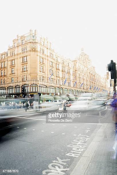 Famous Department Store, London, England, UK