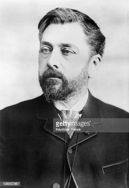 Famous French Architect Gustave Eiffel18321923