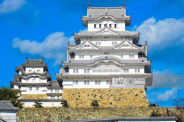 姫路城に有名な日本と Samurais Shoguns で使用される