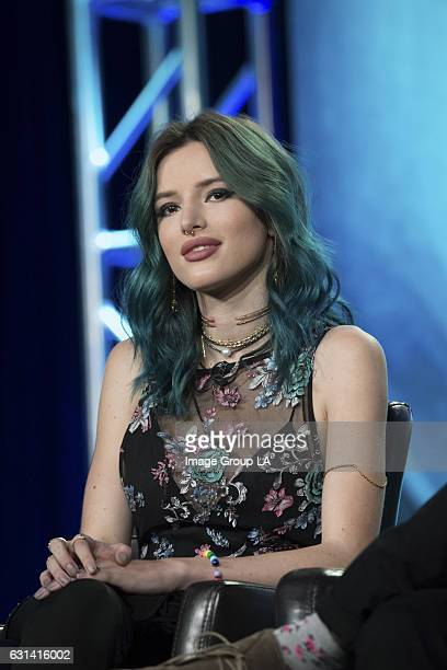 TOUR 2017 Famous in Love Session The cast and executive producers of Famous in Love addressed the press at Disney | ABC Television Group's Winter...