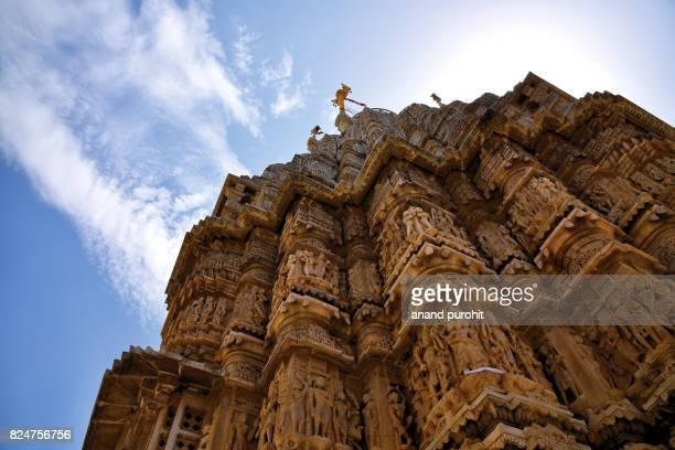 Famous Jagdish Temple, Udaipur, Rajasthan, India