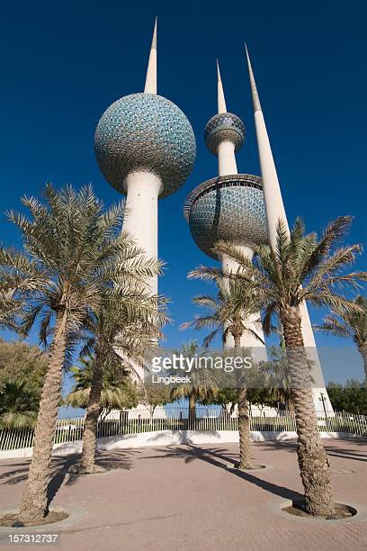 Famous Kuwait Towers
