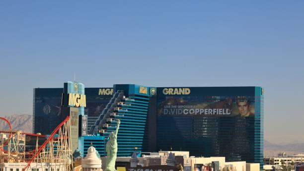 Famous Las Vegas MGM Grand Resort & Casino