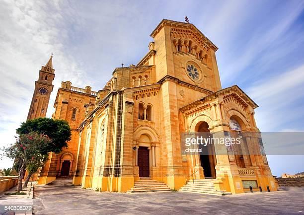 Famous Madonna church, Gozo