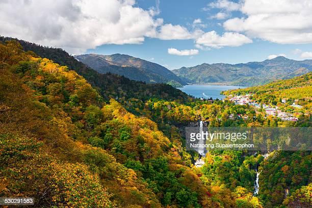 famous nikko - nikko city stock pictures, royalty-free photos & images